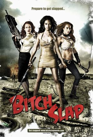 Bitch Slap - Movie Poster (thumbnail)