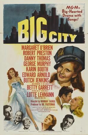 Big City - Movie Poster (thumbnail)