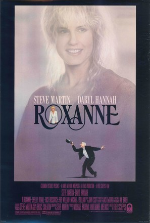 Roxanne - Movie Poster (thumbnail)