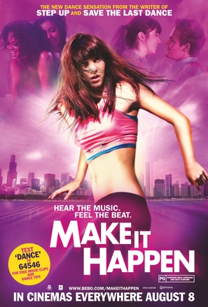 Make It Happen - British Movie Poster (thumbnail)