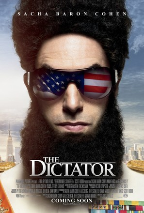 The Dictator - Movie Poster (thumbnail)