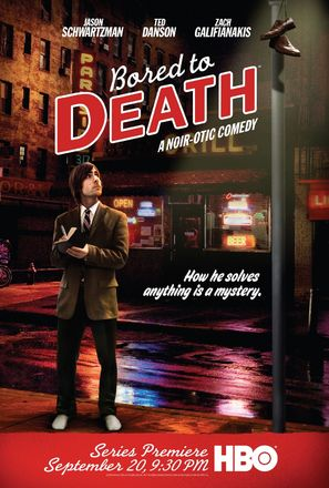 """""""Bored to Death"""" - Movie Poster (thumbnail)"""
