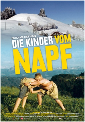 Die Kinder vom Napf - Swiss Movie Poster (thumbnail)