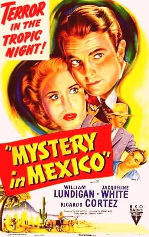 Mystery in Mexico - Movie Poster (thumbnail)