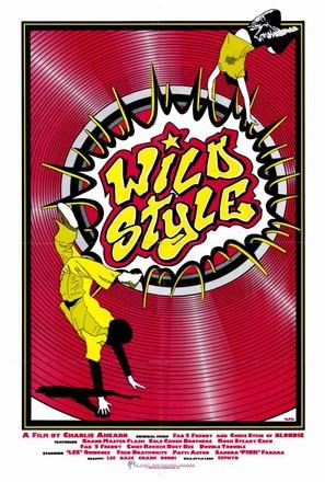 Wild Style - Movie Poster (thumbnail)