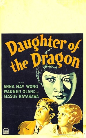 Daughter of the Dragon - Movie Poster (thumbnail)