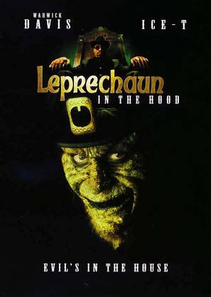 Leprechaun in the Hood - DVD cover (thumbnail)