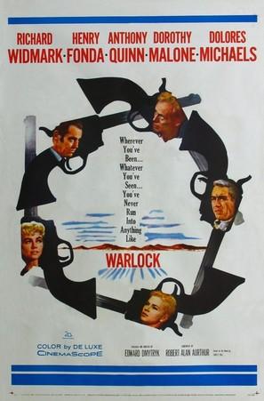 Warlock - Movie Poster (thumbnail)