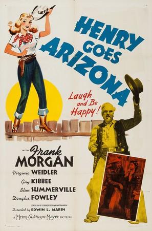 Henry Goes Arizona - Movie Poster (thumbnail)
