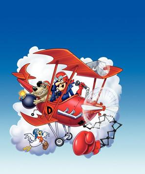 """Dastardly and Muttley in Their Flying Machines"" - Key art (thumbnail)"