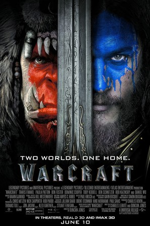 Warcraft - Movie Poster (thumbnail)