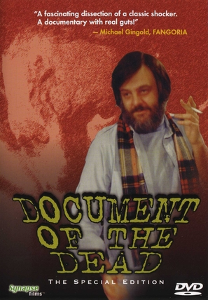 Document of the Dead - DVD cover (thumbnail)