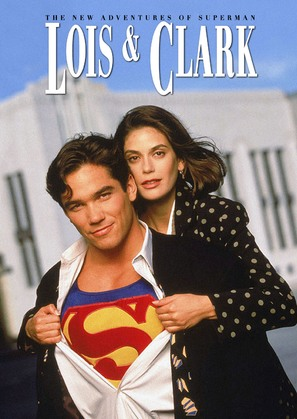 """""""Lois & Clark: The New Adventures of Superman"""" - Movie Poster (thumbnail)"""