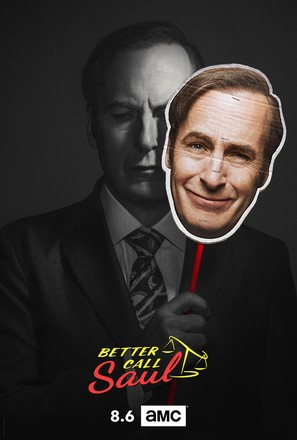 """""""Better Call Saul"""" - Movie Poster (thumbnail)"""