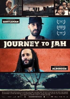 Journey to Jah - German Movie Poster (thumbnail)