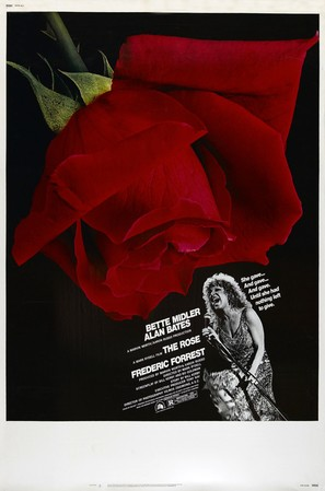 The Rose - Movie Poster (thumbnail)