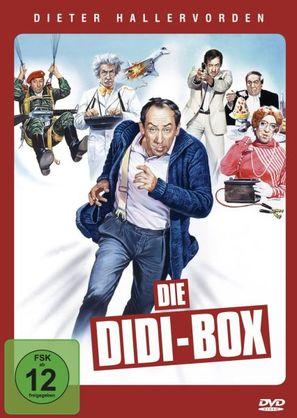 Der Experte - German Movie Cover (thumbnail)