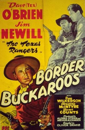 Border Buckaroos - Movie Poster (thumbnail)