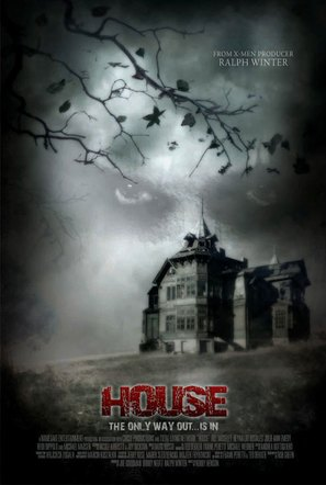 House - Movie Poster (thumbnail)