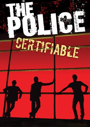 The Police: Certifiable - Movie Cover (thumbnail)