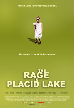 The Rage in Placid Lake - Australian Movie Poster (thumbnail)