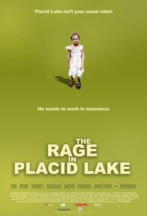 The Rage in Placid Lake - Australian Movie Poster (thumbnail)