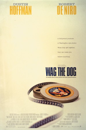 Wag The Dog - Movie Poster (thumbnail)