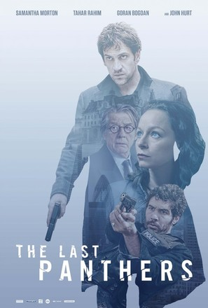 """The Last Panthers"" - British Movie Poster (thumbnail)"