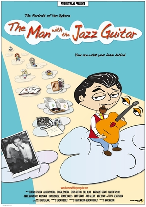 The Man with the Jazz Guitar - British Movie Poster (thumbnail)