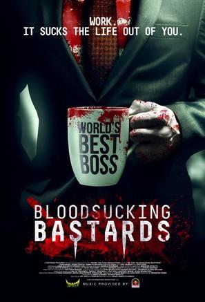 Bloodsucking Bastards - Movie Poster (thumbnail)
