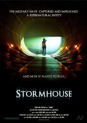 Stormhouse - British Movie Poster (thumbnail)