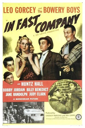 In Fast Company - Movie Poster (thumbnail)