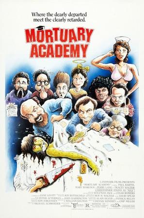 Mortuary Academy - Movie Poster (thumbnail)