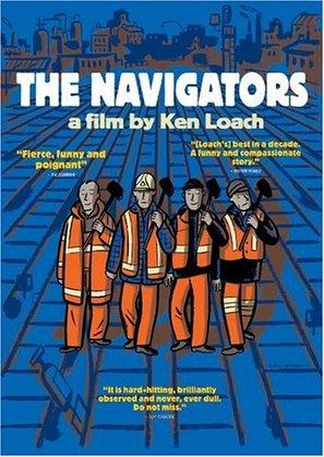 The Navigators - DVD cover (thumbnail)