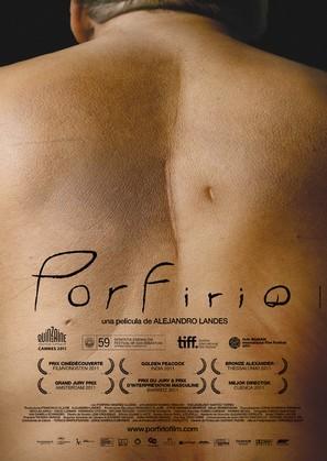 Porfirio - Colombian Movie Poster (thumbnail)