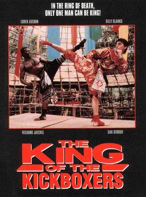 The King of the Kickboxers - Movie Poster (thumbnail)