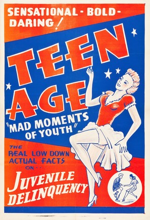 Teen Age - Movie Poster (thumbnail)