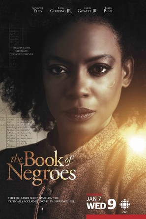 """""""The Book of Negroes"""" - Canadian Movie Poster (thumbnail)"""