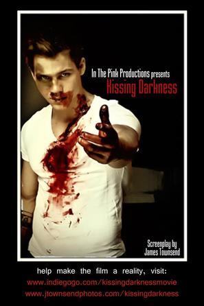 Kissing Darkness - Movie Poster (thumbnail)