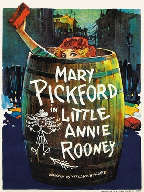 Little Annie Rooney - Movie Poster (thumbnail)