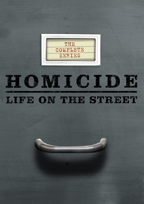 """Homicide: Life on the Street"" - DVD movie cover (thumbnail)"