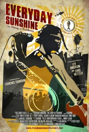 Everyday Sunshine: The Story of Fishbone - Movie Poster (thumbnail)