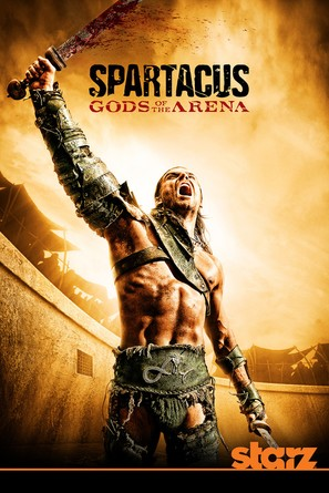 """Spartacus: Gods of the Arena"" - Movie Poster (thumbnail)"