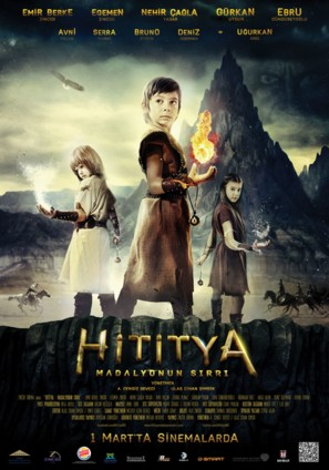 Hititya Madalyonun Sirri - Turkish Movie Poster (thumbnail)
