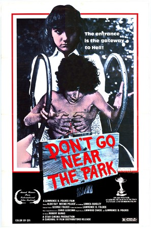 Don't Go Near the Park - Movie Poster (thumbnail)