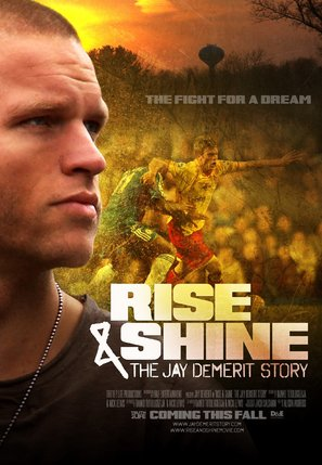 Rise & Shine: The Jay DeMerit Story - Movie Poster (thumbnail)
