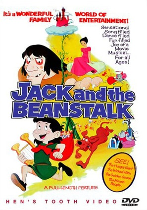 Jack and the Beanstalk - Movie Cover (thumbnail)