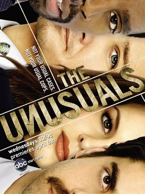 """""""The Unusuals"""" - Movie Poster (thumbnail)"""
