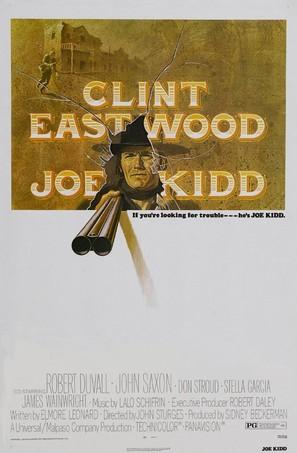 Joe Kidd - Movie Poster (thumbnail)