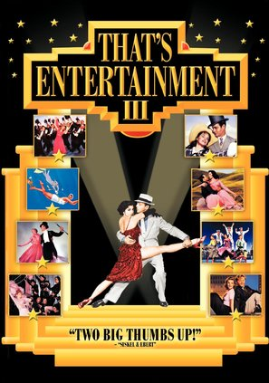 That's Entertainment! III - DVD movie cover (thumbnail)